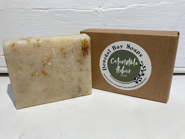 Calendula-Flower-Soap-Hand-Made-Donegal-Bay-soaps