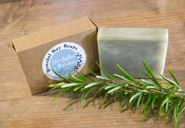 Eucalyptus and Rosemary Soap Donegal