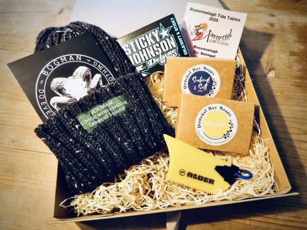 Surfer Girl Boy Gift Box